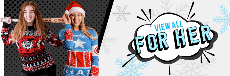 Geek's Guide to Ugly Christmas SweatersJumpers and
