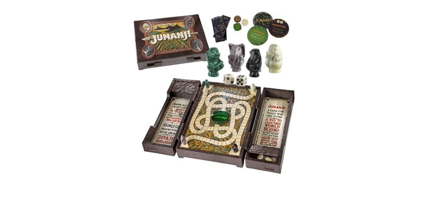 Replica Jumanji Board Game